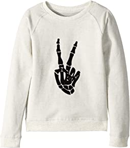 Hudson Kids - Vibes Raglan (Toddler/Little Kids/Big Kids)