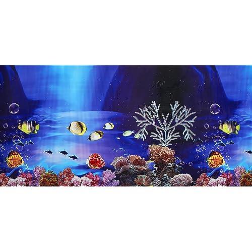 Applicare sfondo per acquario