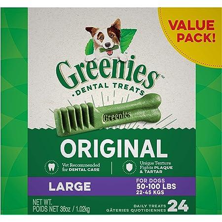 Greenies Dog Natural Dental Treats