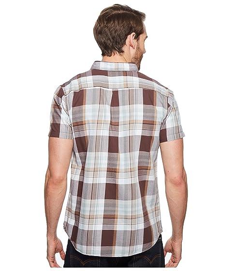 Blue Washington Sleeve United Short Shirt By Plaid 8w7wO5xI