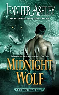 Midnight Wolf (A Shifters Unbound Novel Book 11)