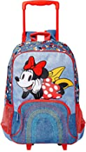 Disney Minnie Mouse Rolling Backpack Multi