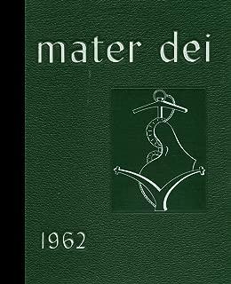 (Reprint) 1962 Yearbook: Notre Dame High School, Batavia, New York