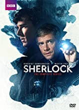 Sherlock: Seasons 1-4 & Abominable Bride Gift Set (DVD)