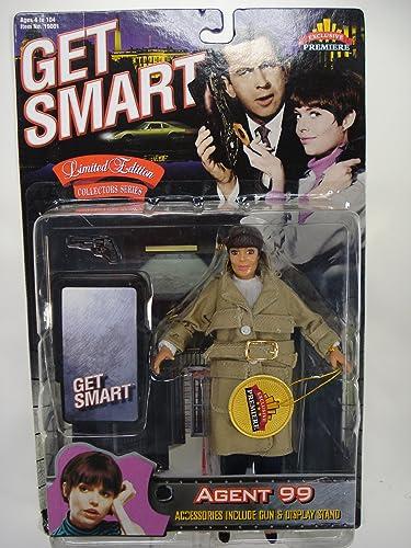 Get Smart   Agent 99 7  Figure Exclusive Premiere 1998 by Get Smart