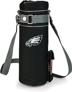 NFL Philadelphia Eagles Insulated Single Bottle Wine Sack with Corkscrew