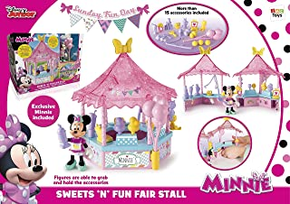 Disney Sweets 'N Fun Fair Stall - Minnie - Action Figure Playsets