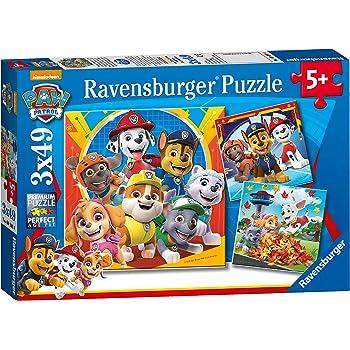 Ravensburger Rahmenpuzzle, 37 Teile Paw Patrol
