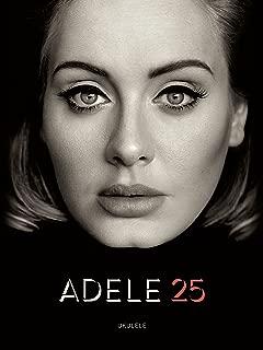 Adele - 25 Songbook: Ukulele