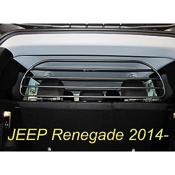 Travall Hundegitter Trenngitter für Jeep Renegade 2014-jetzt