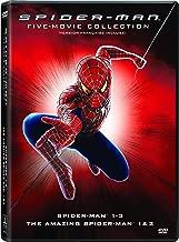 Spider-Man: Five-Movie Collection Spider-Man 1-3 / The Amazing Spider-Man 1 & 2