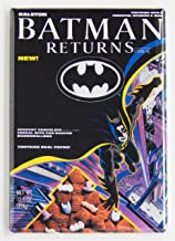 Batman Returns Cereal Box Fridge Magnet (2.5 x 3.5 inches)