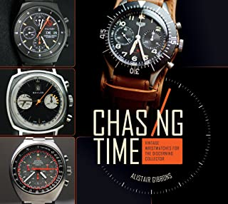 Chasing Time: Vintage Wristwatches for the Discerning Collector