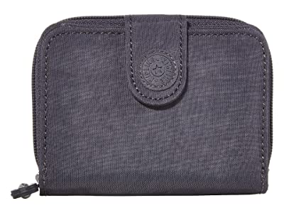 Kipling New Money Snap Wallet (Night Grey) Handbags