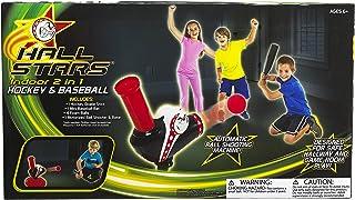Little Kids Hall Stars Hockey and Baseball 2-in-1 Sports Play Set