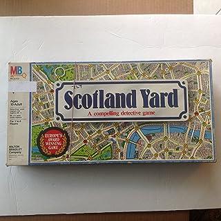 スコットランドヤード (Scotland Yard) Europes Award Winning Game ボードゲーム