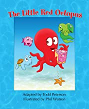The Little Red Octopus