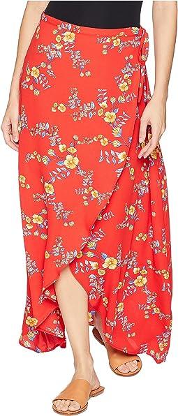 Pippa Wrap Skirt