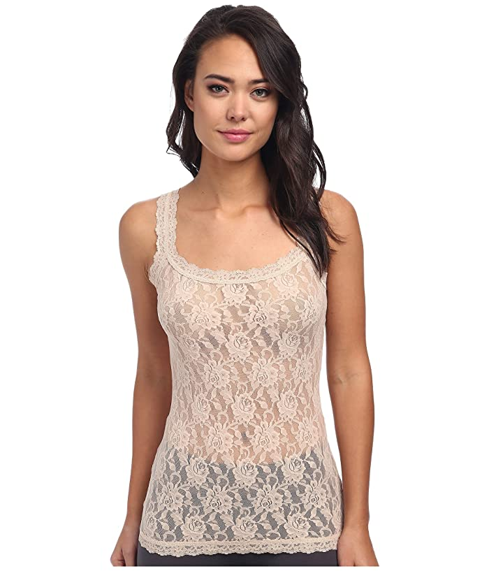 Hanky Panky Signature Lace Unlined Cami (Chai) Women