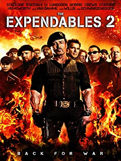 the expendables 2 cost