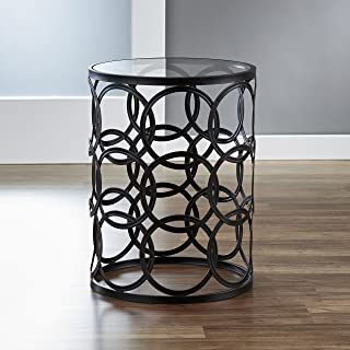 FirsTime & Co. Interlocking Circles Side Accent Table, 22