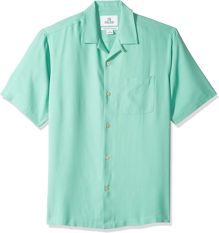 Cheap SALE Start 28 Palms Men's Nippon regular agency Shirt Relaxed-Fit Camp