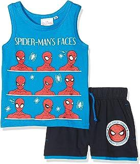 Spiderman Patch Conjuntos Deportivos para Niños