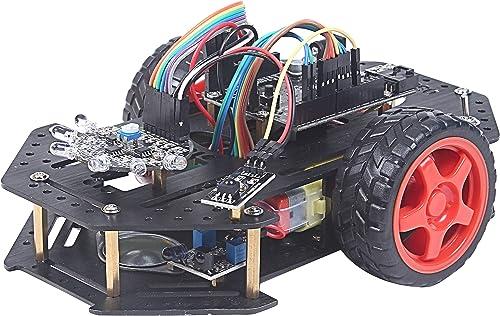 en stock OSEPP OSEPP OSEPP 101 Basic Robotic Car  elige tu favorito