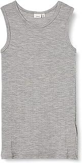 NAME IT Nkmwang Wool Needle Tank Top XX Camiseta sin Mangas para Niños