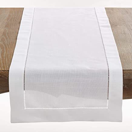 round 210cm , Attractive Designs; Heavy Duty Plastic Table Covers Tablecloth 12-pack reusable