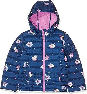 Joules Girls Kinnaird Print Coat