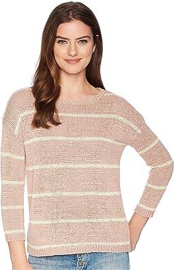 BB Dakota - Daniel Striped Pullover Sweater