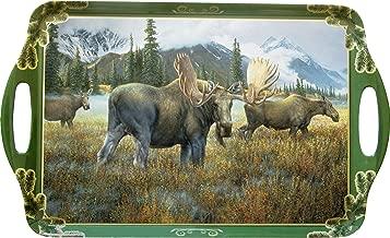 Wild أجنحة ملامين وجبة طعام تتميز Moose