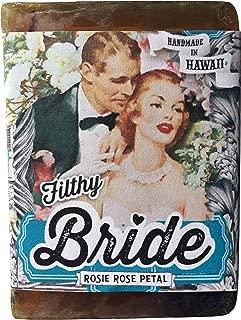 Filthy Farmgirl Handmade Hawaiian Soap (Filthy Bride Rosie Rose Petal)