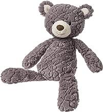 Mary Meyer Putty Bear Medium Teddy Bear Soft Toy, Grey