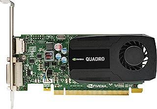 HP - Tarjeta gráfica (Quadro K420, 2 GB, GDDR3, 128 bit, 3840 x 2160 Pixeles, PCI Express x16 2.0)