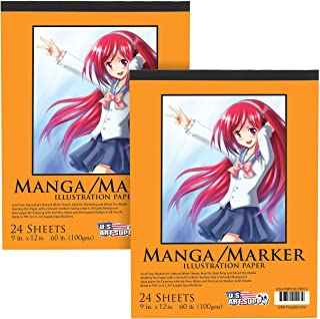 Manga Sketchbook