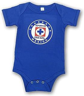 cbd3114f1 ESF Cruz Azul Baby Bodysuit Mameluco Jumpsuit Exclusive Design
