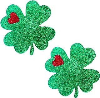 Kiss Me I'm Irish Nipztix Pasties Nipple Covers