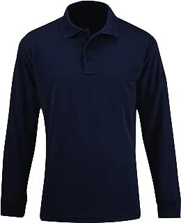 Propper Men's Uniform Long Sleeve Polo Shirt