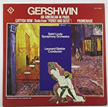 An American in Paris / Catfish Row (Suite from Porgy & Bess) / Promenade