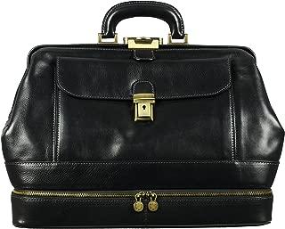 mens leather doctor bag