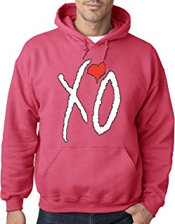 New Way 189 - Hoodie XO The Weeknd Unisex Pullover Sweatshirt XL Heliconia