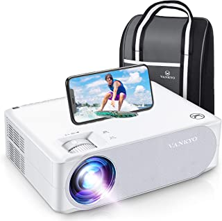 VANKYO Performance V630W Upgraded Native 1080P Projector, Full HD WiFi Projector, Supports 5G Synchronize Smartphone Scree...