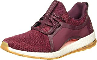 Pureboost X All Terrain Womens Running Trainers Sneakers (UK 6 US 7.5 EU 39 1/3, Maroon White Gum BY2693)