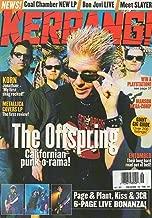 Kerrang! #725 November 14 1998 UK Magazine THE OFFSPRING: CALIFORNIA PUNK-O-RAMA! Korn Jonathan: My First Shag Rocked!