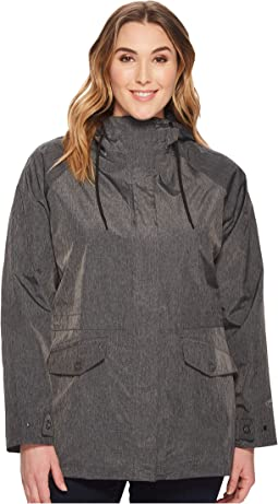 Plus Size Laurelhurst Park Jacket