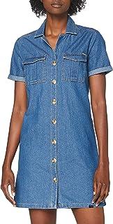 Superdry Kaya Utility Shirtdress Vestito Donna