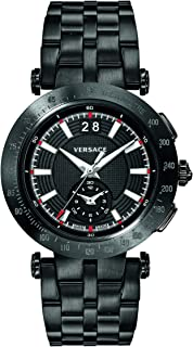 Versace Mens V-Race Sport Watch