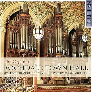 rochdale town hall organ